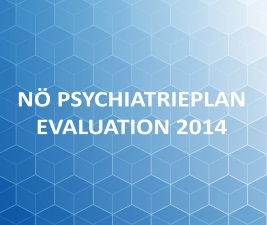 NÖ Psychiatrieplan Evaluation 2014